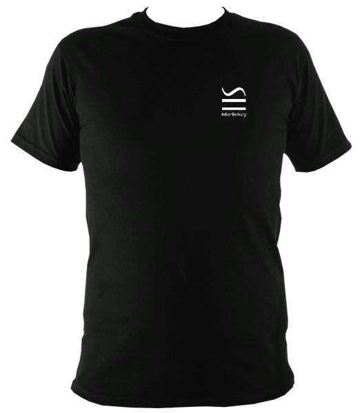 LEF Black T-Shirt v2 - No Back Logo