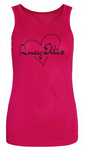 LEF Pink Running Top