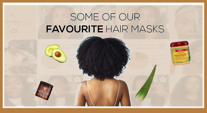 Some of Our Favourite Hair Masks