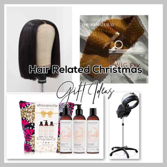Hair Related Christmas Gift Ideas