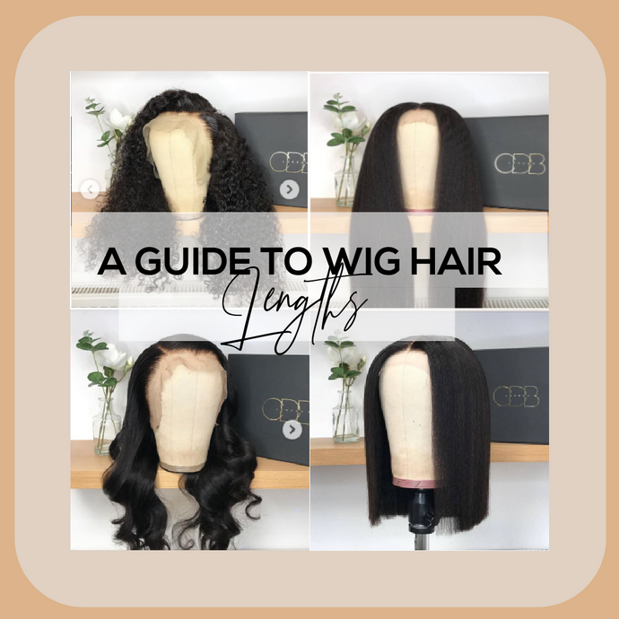 A Guide to Wig Hair Lengths