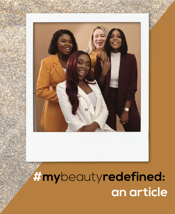 #mybeautydefined: an article