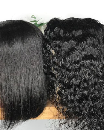 Hair lengths and textures