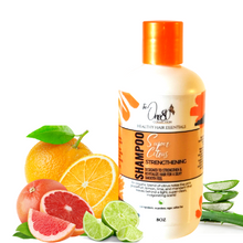 Load image into Gallery viewer, One80Hair Super Citrus Strengthening Shampoo