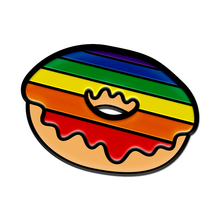 Load image into Gallery viewer, Rainbow Donut