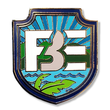 Load image into Gallery viewer, Original FBE Logo Pin