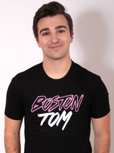 Load image into Gallery viewer, Boston Tom Neon Logo Tee