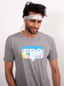FBE Tropical Logo Tee