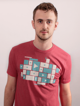 Load image into Gallery viewer, YouTubers React Glitch T-Shirt