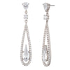 Long Linear<br/>Drop Earring