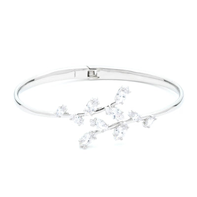 Hinge Vine</br> Bangle Bracelet
