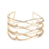 After The Party<br/> Wide Open Cuff Bracelet