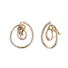 After The Party<br/> Swirl Clip Earring