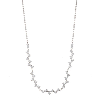 "16"" Vine</br>Frontal Necklace"