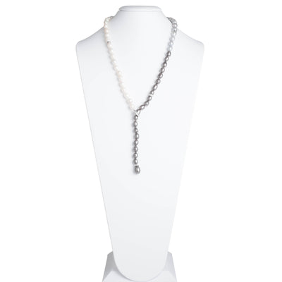 On Cloud Nine</br> Freshwater Pearl Necklace