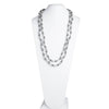 "On Cloud Nine</br> 64"" Freshwater Pearl Necklace"