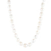 "Freshwater Pearl<br/>16"" Large Single Row Necklace"