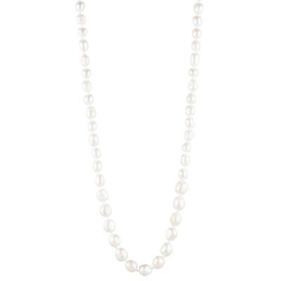 "Freshwater Pearl</br> 36"" Graduated Necklace"