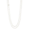 "Freshwater Pearl</br>64"" Knotted Necklace"