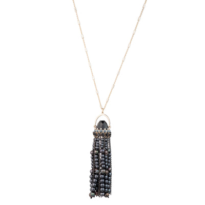 "Opening Night<br/>36"" Tassel Necklace"