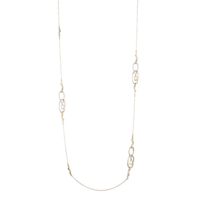 "After The Party<br/> 36"" Station Necklace"