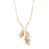 "After The Party<br/> 16"" Drama Y Necklace"