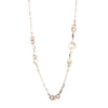 "Golden Hour<br/> 36"" Station Necklace"