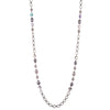 "Fashionably Late<br/>36"" Freshwater Pearl Station Necklace"
