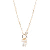 "Sara <br/>18"" Pendant Charm Necklace"