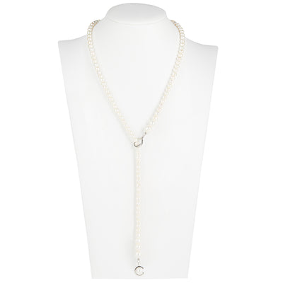 Freshwater Pearl<br/> Y Necklace