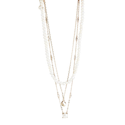"Iris<br/> 15"" Layered-Necklace"
