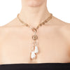 Diana<br/> Convertible Link Toggle Necklace