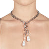 Dianna <br/>Convertible Link Toggle Necklace