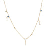 Dona <br/>16in Freshwater Pearl Charm Necklace