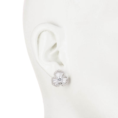 Small Flower<br/> Post Earring