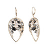 Opening Night<br/>Tear Drop Cluster Earring