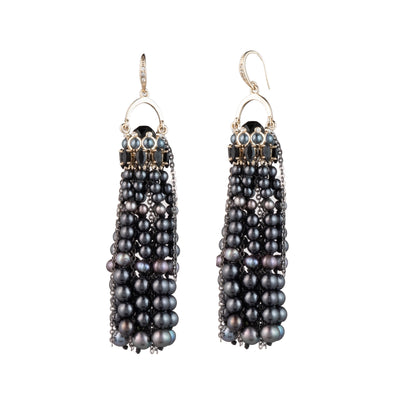 Opening Night<br/>Tassel Earring