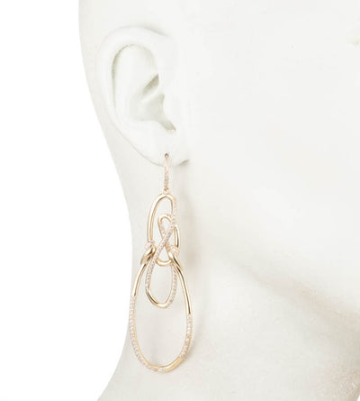 After The Party<br/> Twisted Drama Earring
