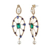 Out All Night<br/> Double Drop Earring