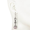 Fashionably Late<br/> Pearl Drop Earring