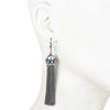 Fashionably Late<br/> Chain Tassel Earring