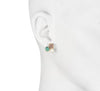 Florence <br/>Pendant Cluster Stud Earring