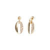 Diana<br/> Pave Link Earring