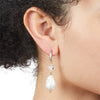 Dianna <br/>Baroque Pearl Drop Earring