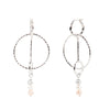 Jane<br/> Interlocking Hoop Earring
