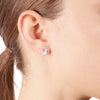 Donna <br/> Freshwater Cluster Stud Earring