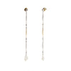 River<br/> Linear Bar Drop Earring