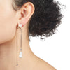 Eden<br/> Chain Drop Earring