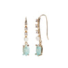 Eden<br/> Amazonite Drop Earring