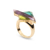 Florence <br/>Triangular Stone Ring